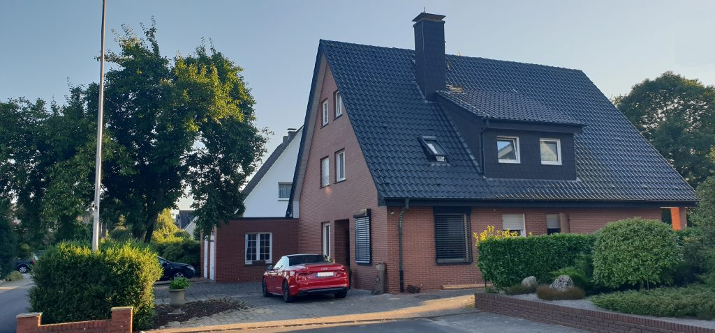 Privatunterkunft Ibbenbüren Pension Pommernweg